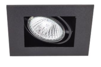 SternLight BasicStern Oprawa wbudowana RECESSED 1xGU10 czarna