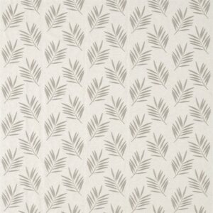 Sanderson Potton Wood Fabrics Tkanina Tilton Stone