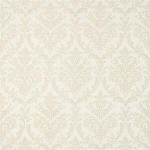 Sanderson Waterperry Fabrics Tkanina Riverside Damask Chalk