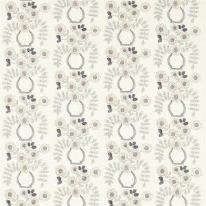 Sanderson Maida Fabrics Tkanina Flower Pot Mineral