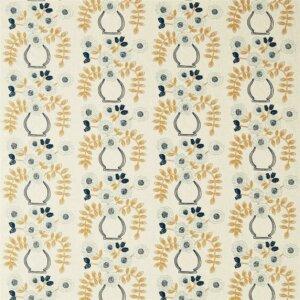Sanderson Maida Fabrics Tkanina Flower Pot Dijon