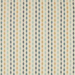 Sanderson Maida Fabrics Tkanina Shaker Stripe Dijon