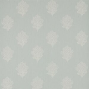 Sanderson Woodland Walk Tkanina Oak Filigree Grey/Blue