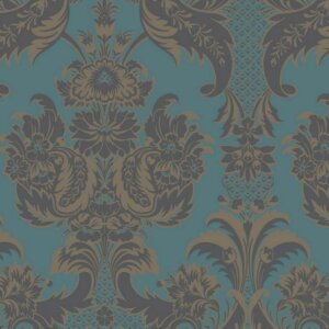 Cole & Son Albemarle Tapeta Wyndham Straight