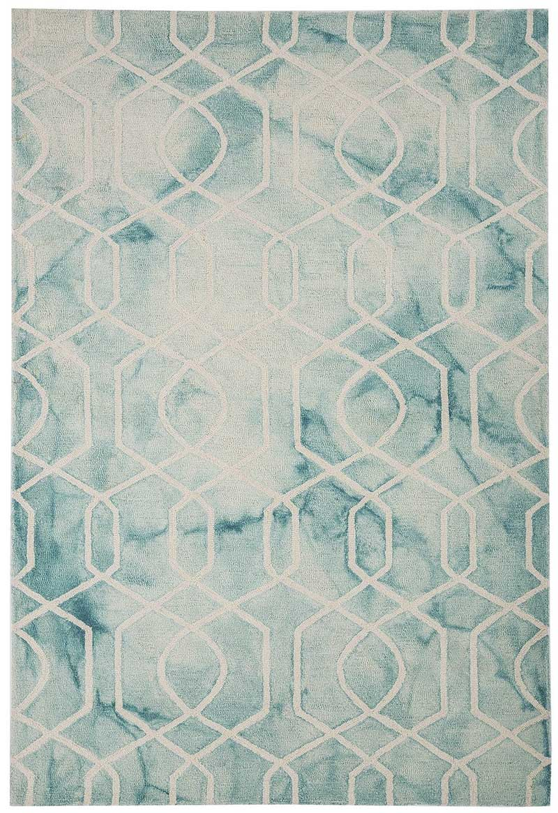 Mooqo Fresco dywan aqua 160x230