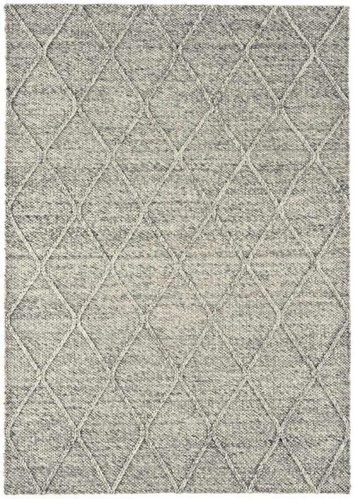 Mooqo Coast Diamond dywan grey/marl 160x230