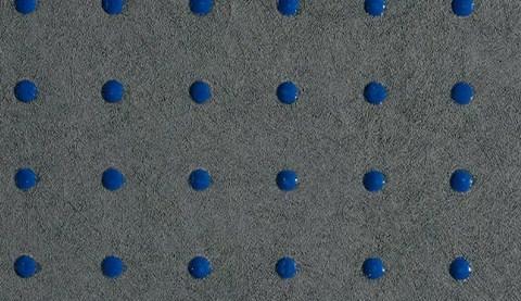 Arte Le corbusier dots Tapeta Dots C10