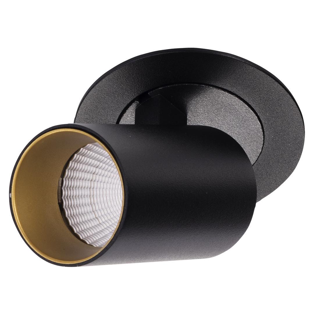 SternLight ProStern Oprawa wbudowana MR HIDE round czarna