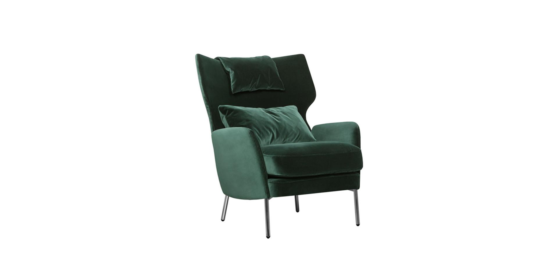 Fotel Alex z kolekcji Cocktail & Design marki SITS  | proj. Dan Ihreborn
