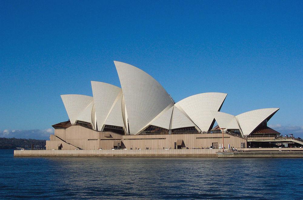 Opera w Sydney – projekt J. Utzon