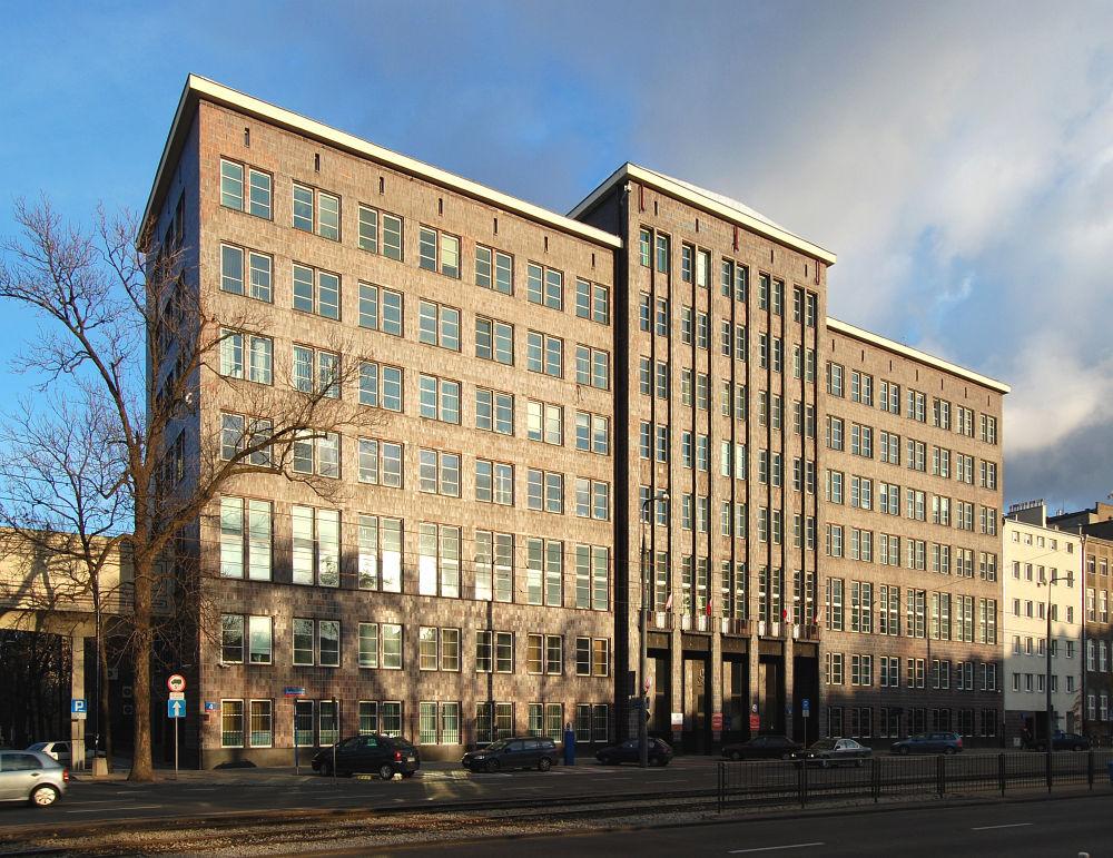 Ministerstwo Komunikacji w Warszawie