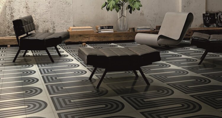 Bisazza-Cementiles_Duct-Grey_design-Tom-Dixon