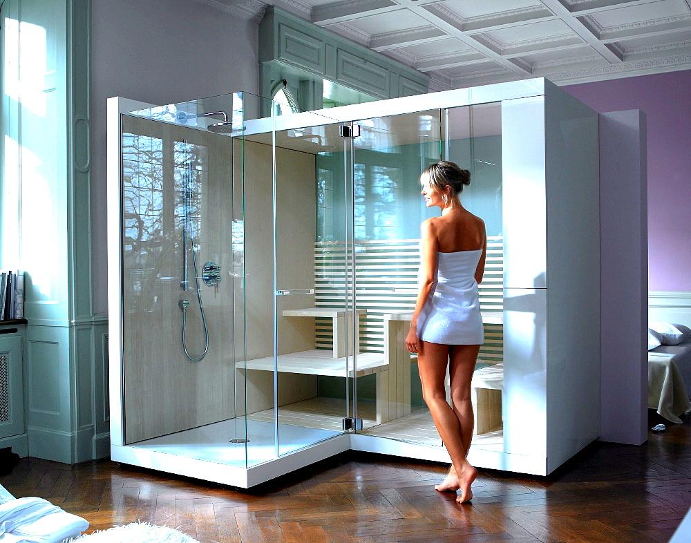 Duravit-Inipi-Ama-sauna-łazienkowa-z-kabiną-prysznicową