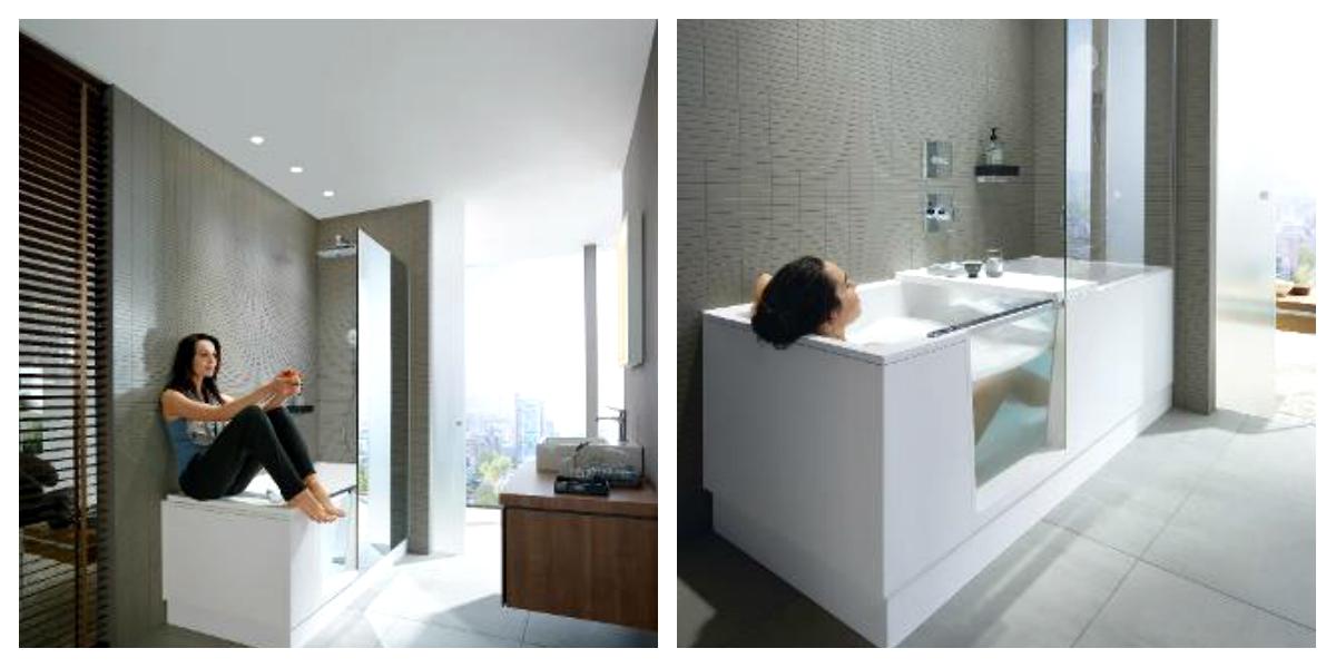 Duravit Shower&Bath 3