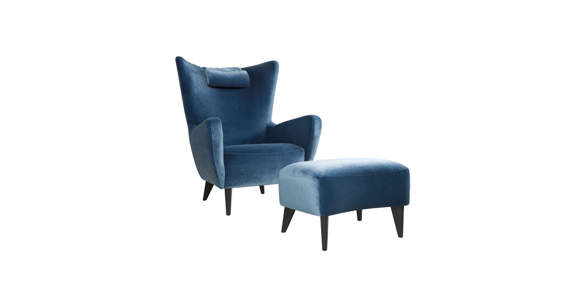 Fotel ELSA z kolekcj Cocktail & Design marki SITS