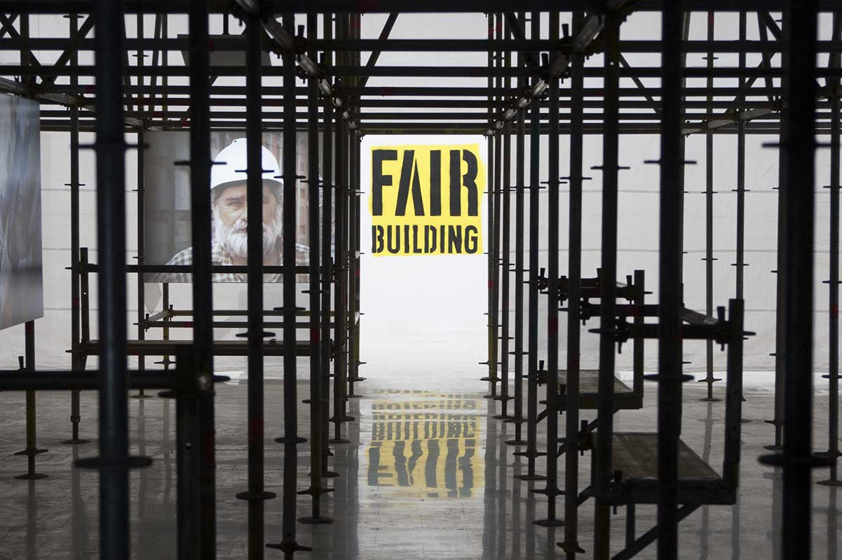 Fair Building, Pawilon Polski na Biennale Architektury 2016_2
