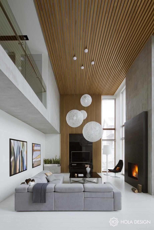 Nowoczesny apartament | proj. Hola Design