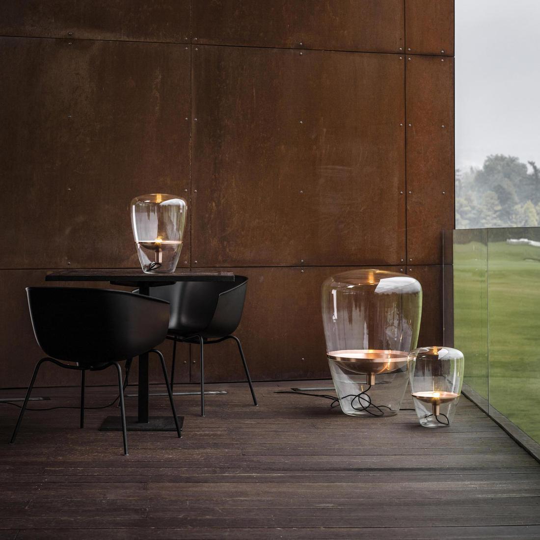 Lampy Brokis dostępne w salonach Internity Home i Prodesigne