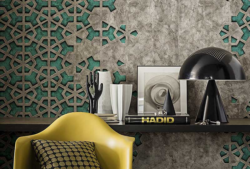 Lorenzo Pennati Wall&Deco tapeta -beton