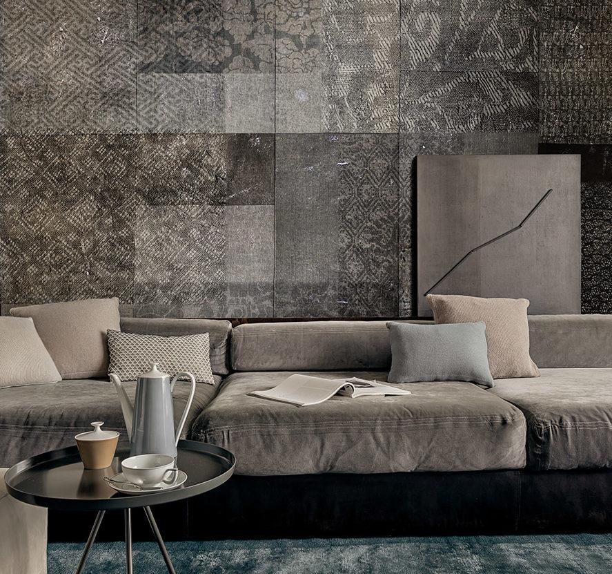 Lorenzo Pennati Wall&Deco tapeta industrialna