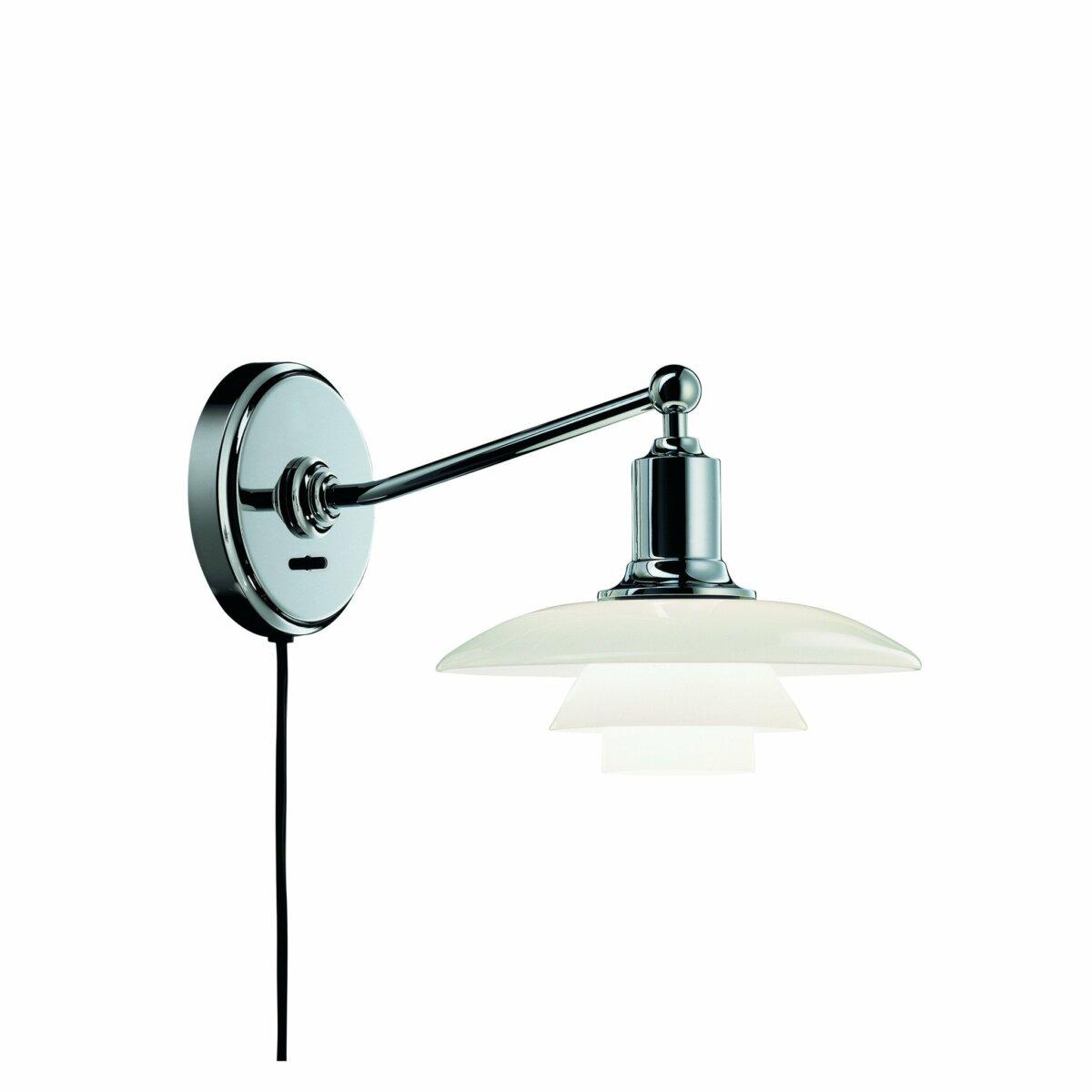 Poulsen lampa ścienna PH 2/1 WALL