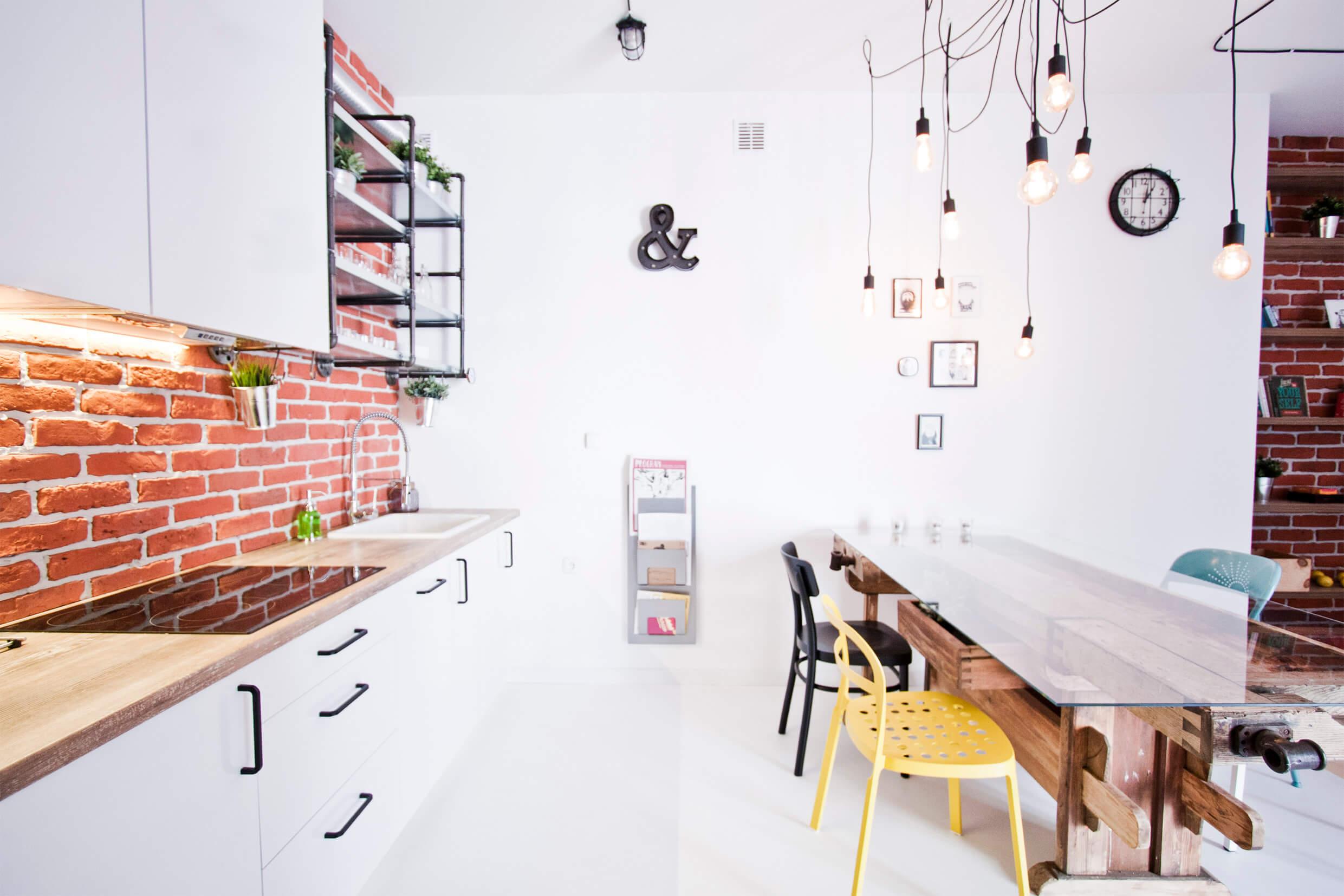 Projekt małej kuchni | Maciej Bogaczewicz
