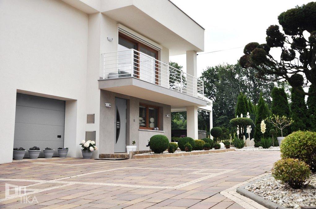 TIKA Architekci - dom jednorodzinny w Pszczynie