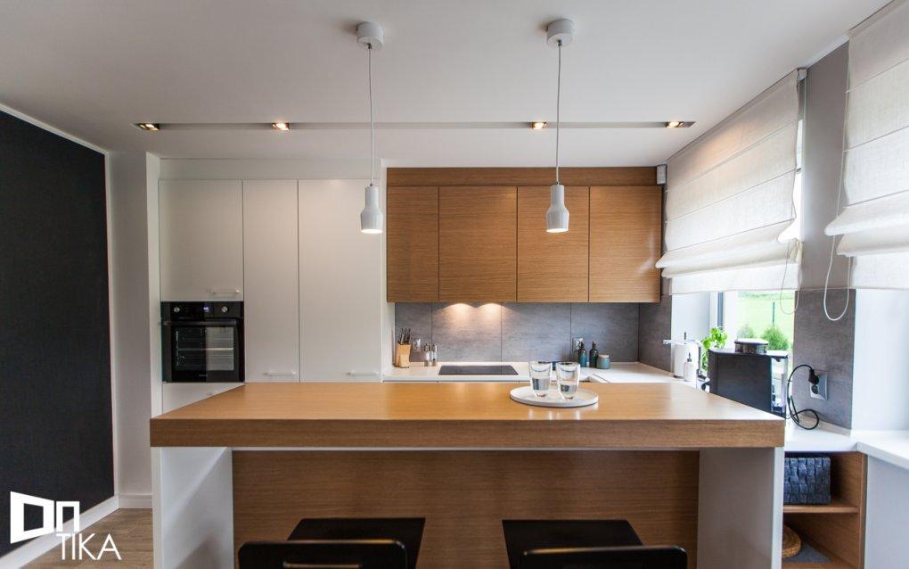 TIKA Architektura - dom jednorodzinny w Bostwinie