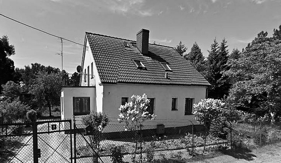 Przebudowa domu w Puszczykowie - Spacela