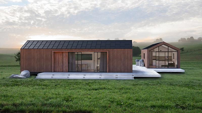 Caloroczne Domki Mooti Bez Pozwolenia Na Budowe