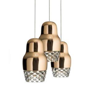 AXO Light lampa wisząca FEDORA