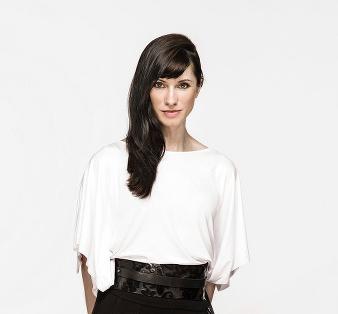 Lucie Koldova - projektantka kolekcji Macaron
