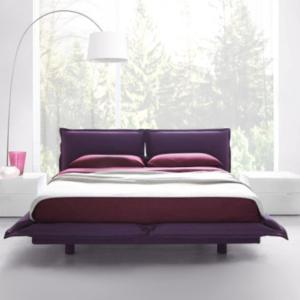 INSPIRIUM VIOLET łóżko