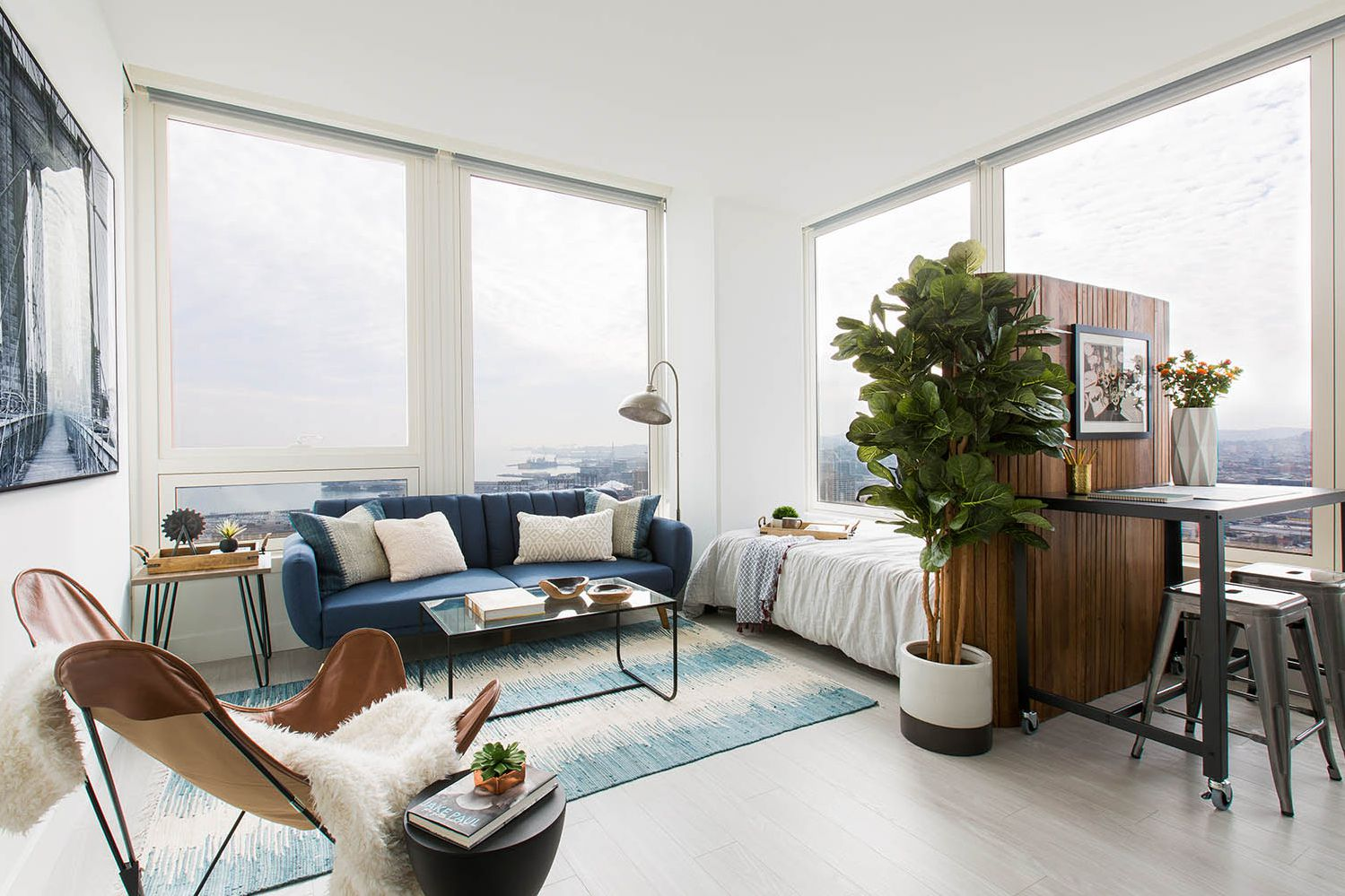Rośliny idealne do sypialni | źródło: laurelandwolf.com