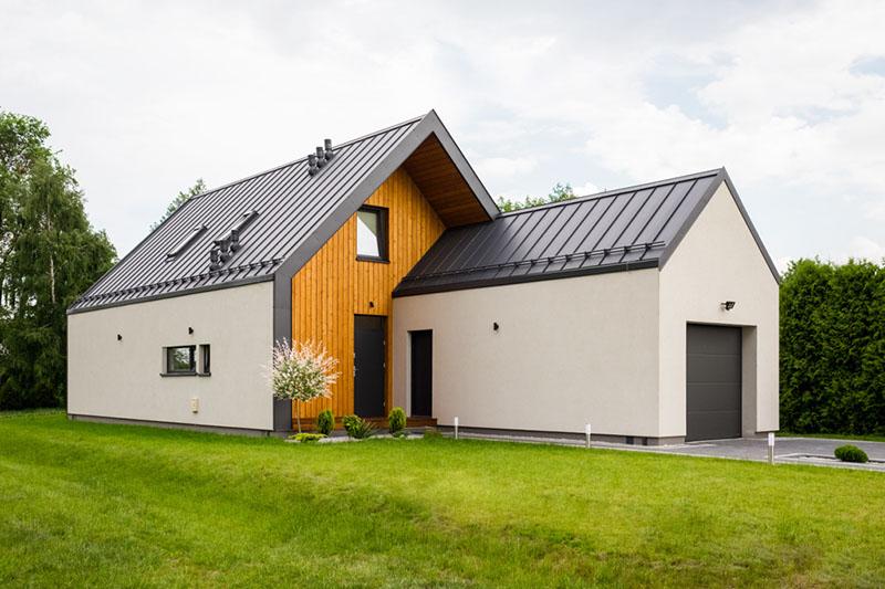 Dom modułowy Simple House