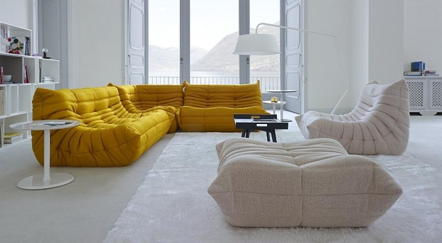 Sofa TOGO | proj. Michael Ducaroy