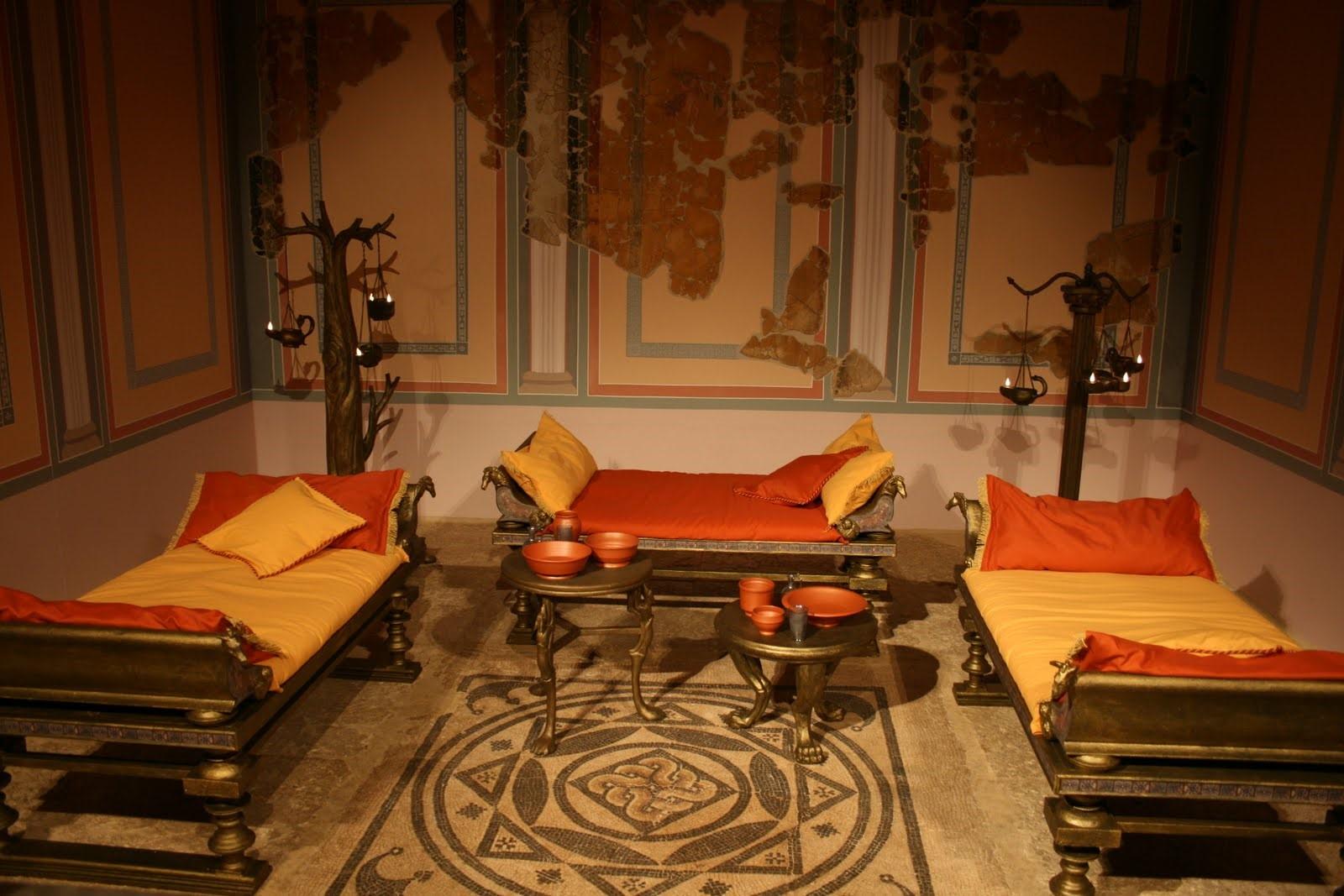 Sofa była miejscem, na którym mogli siedzieć wyłącznie mężczyźni pochodzący z klasy wyższej