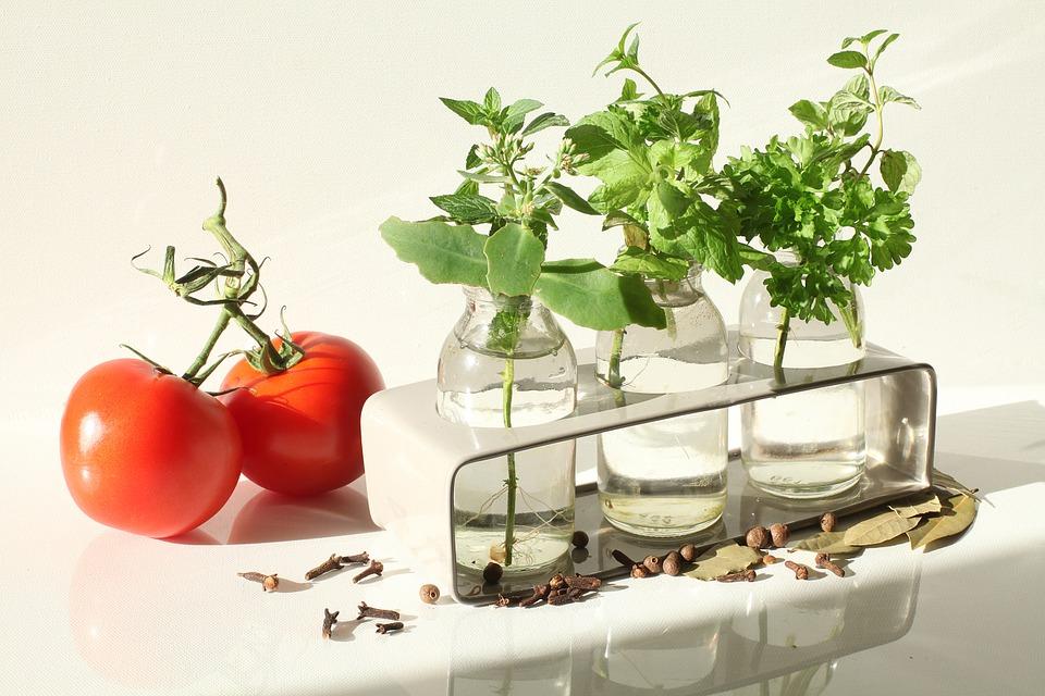 Zioła nie tylko wzbogacają potrawy i napoje - to samo robią z naszym wnętrzem